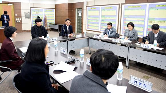 청년정책위원회(2019.11.19. 오전 10시 노원구청 통합방위상황실에서 개최).jpg